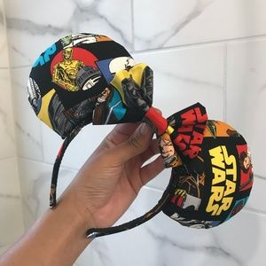 Star Wars Inspired Disney Parks Mickey Mouse Ears